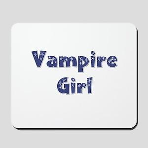 Twilight ~ Vampire Girl [DKBLU] Mousepad